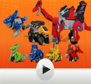 vtech switch and go dinos video